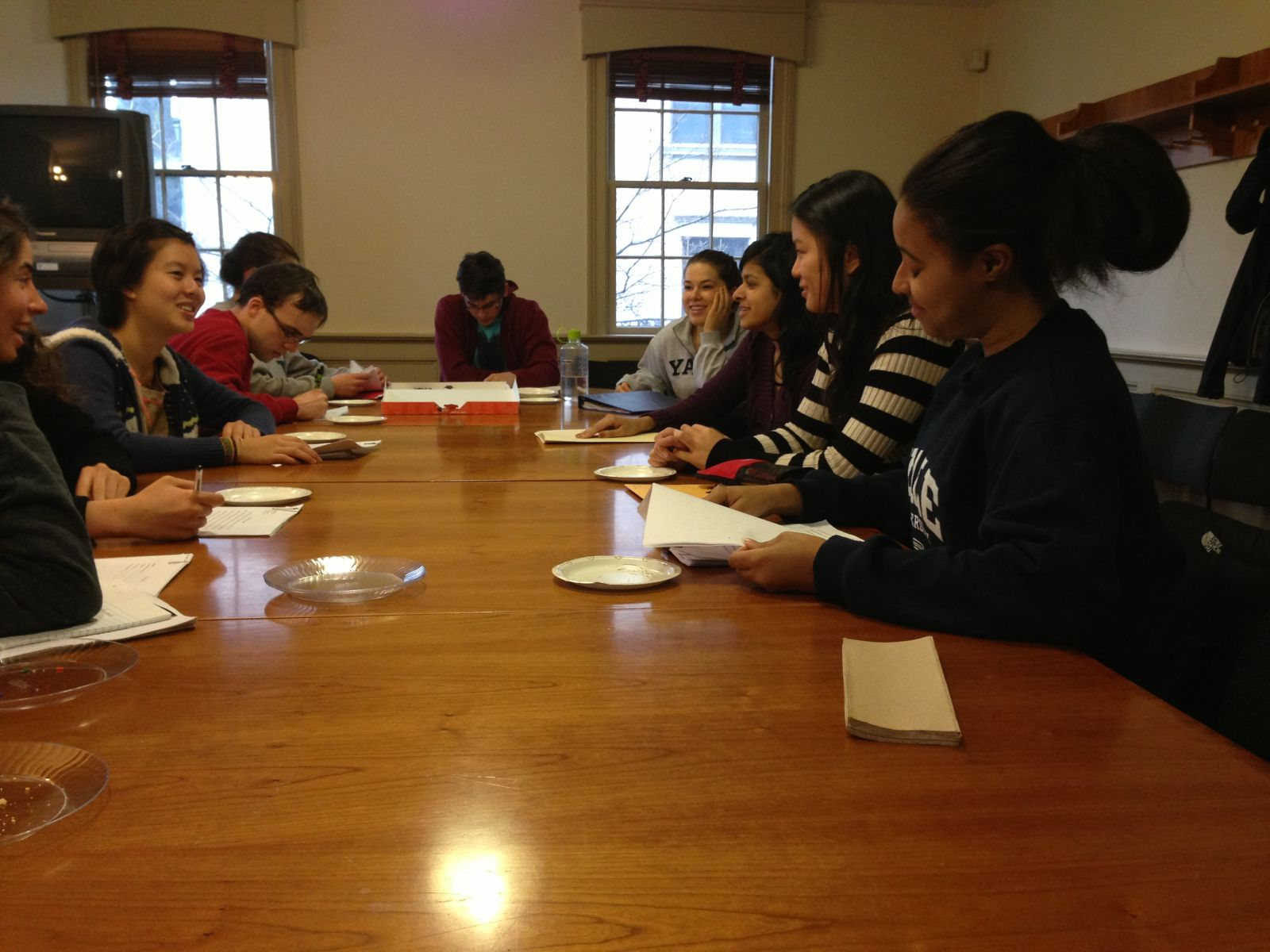 Thirteen Colleges Every High School Creative Writer Should     Yale University